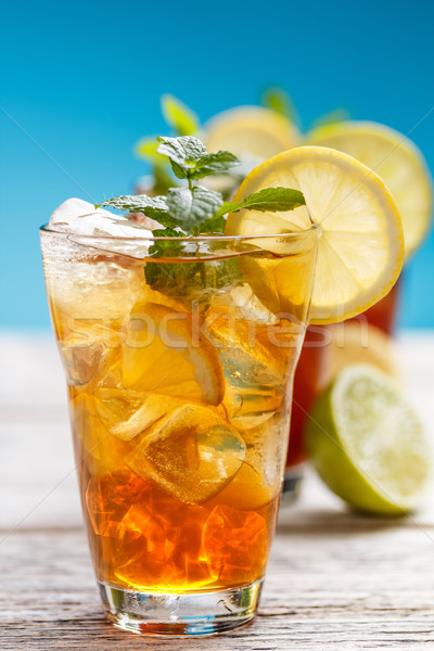 Iced tea  Stock photo © grafvision