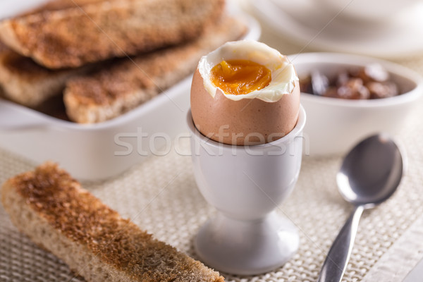 Breakfast concept Stock photo © grafvision