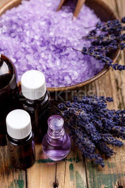 Lavender aromatherapy Stock photo © grafvision