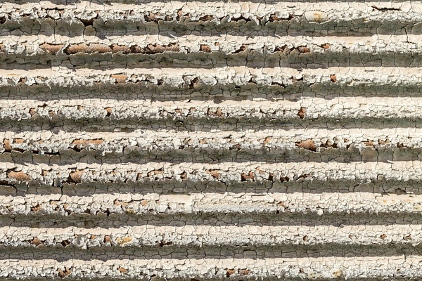 Metal wall Stock photo © grafvision