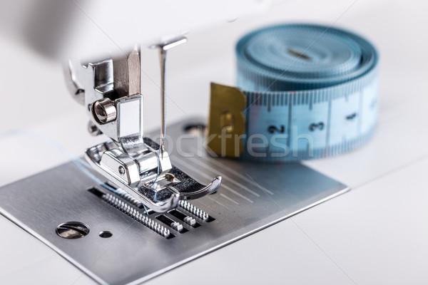 Sewing machine Stock photo © grafvision