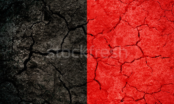 Aosta Valley, autonomous region of Italy, flag Stock photo © grafvision