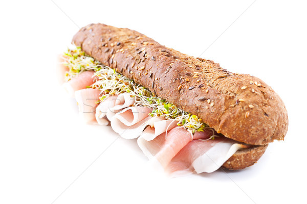 Stock photo: sprout germ breakfast