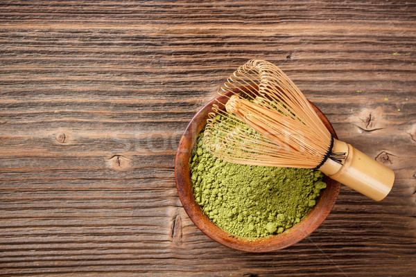 緑茶 スペース 文字 緑 ストックフォト © grafvision