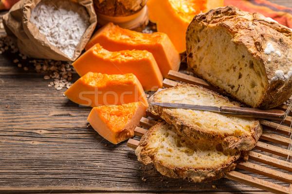 Sourdough bread  Stock photo © grafvision