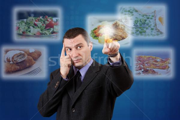Zdjęcia stock: Człowiek · zdjęcia · streaming · Internetu · technologii