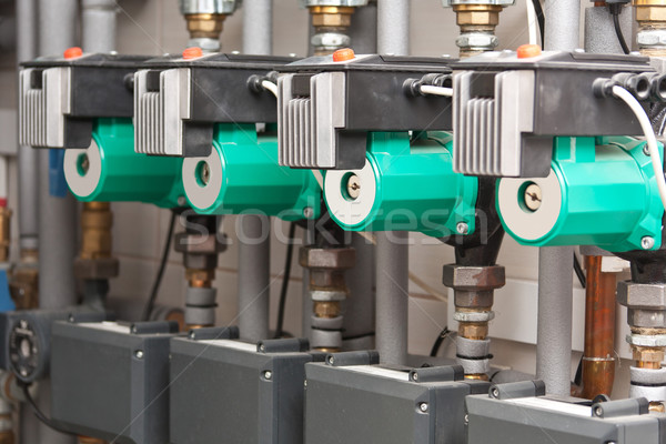 water pumps Stock photo © grafvision