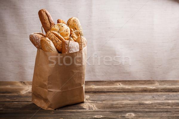 Baked goods Stock photo © grafvision