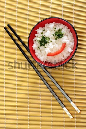Chinese food Stock photo © grafvision