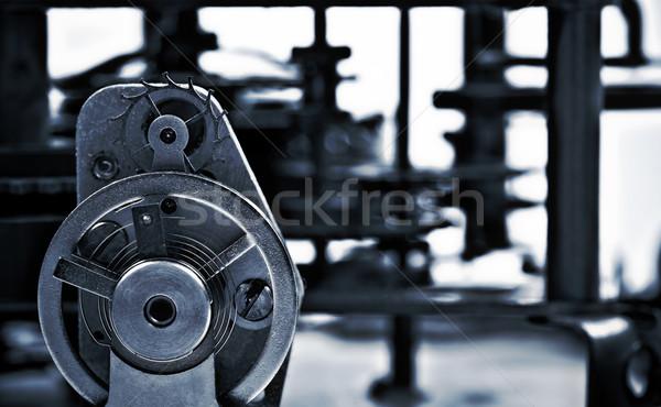 cogwheels Stock photo © grafvision