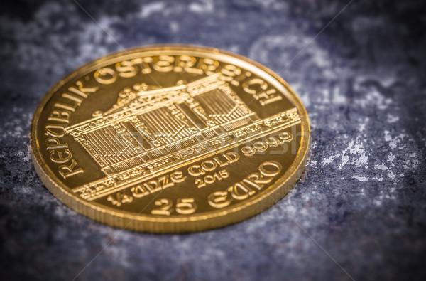 Austrian Gold  Stock photo © grafvision