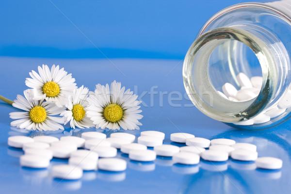 Homeopatycznych lek Zdjęcia stock © grafvision