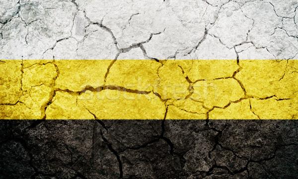Perak Darul Ridzuan, states of Malaysia, flag Stock photo © grafvision