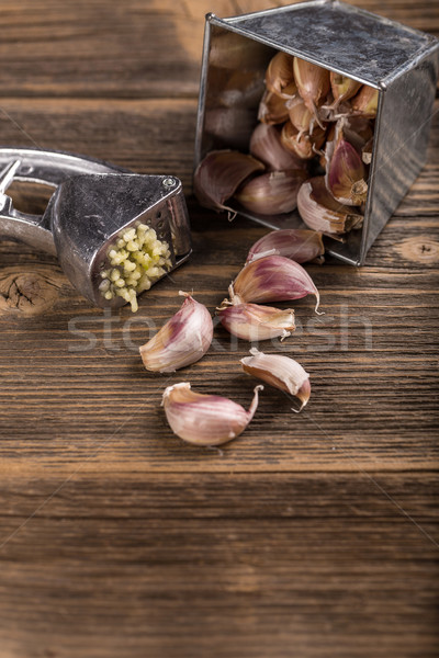 Garlic clove  Stock photo © grafvision