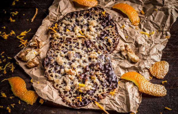 Homemade moskauer cakes Stock photo © grafvision