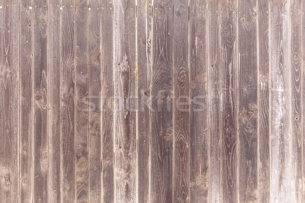 Striped wooden fence  Stock photo © grafvision
