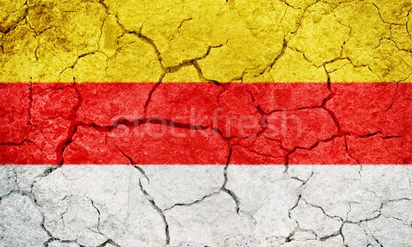 Carinthia, Austrian state flag Stock photo © grafvision