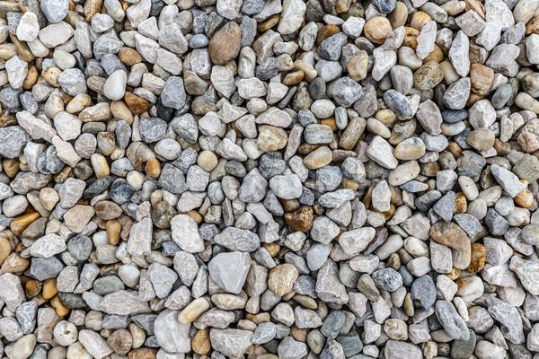 Pierre cailloux texture résumé Rock Photo stock © grafvision