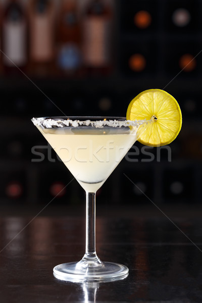 Classic margarita cocktail  Stock photo © grafvision
