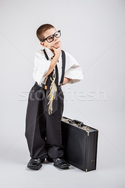 Stock photo: Preschooler boy
