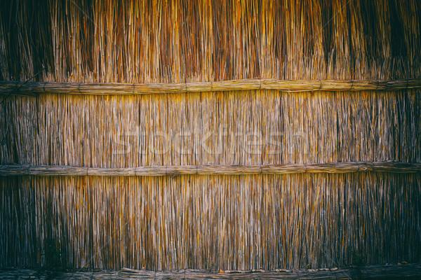 Stok fotoğraf: çit · görmek · ahşap · inşaat