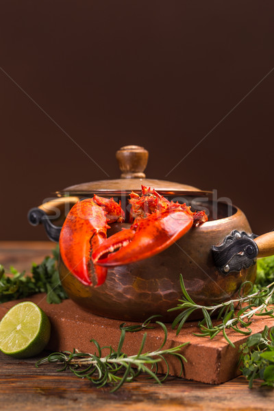 Lobster  Stock photo © grafvision