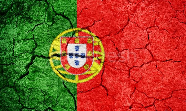 Portuguese Republic flag Stock photo © grafvision