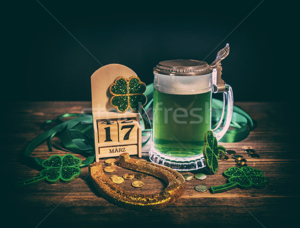 St. Patrick's Day Stock photo © grafvision