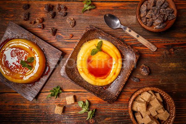 Foto stock: Sobremesa · topo · ver · bambu · prato · comida