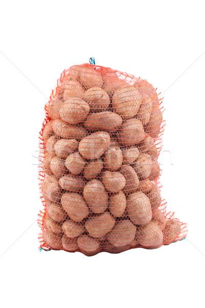 Potato in a bag Stock photo © grafvision
