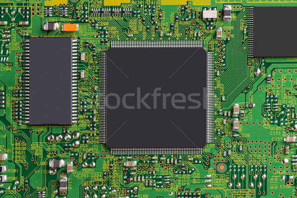 Electronic circuit board Stock photo © grafvision