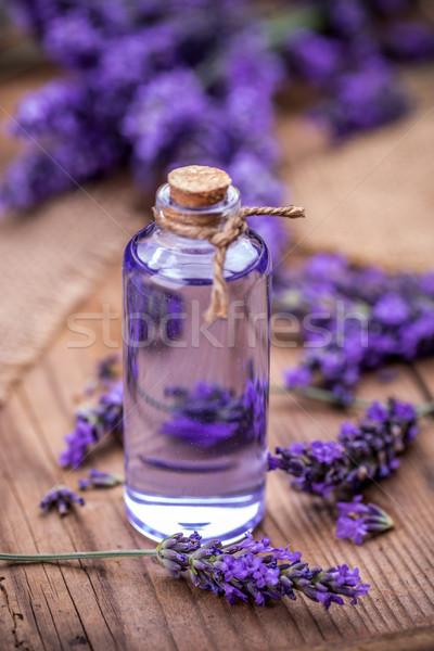 Spa massage oil Stock photo © grafvision