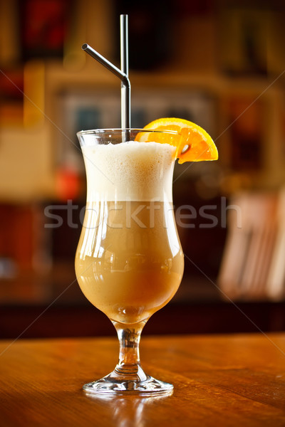 Irish coffee Stock photo © grafvision