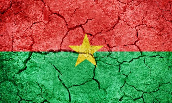 Burkina Faso flag  Stock photo © grafvision