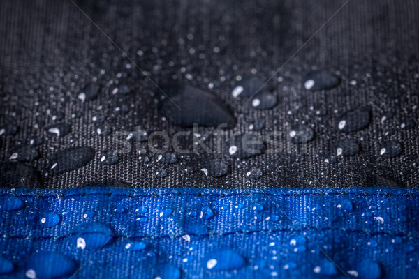 Waterproof fabric, background Stock photo © grafvision