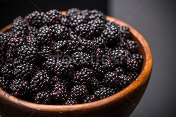 Blackberries  Stock photo © grafvision