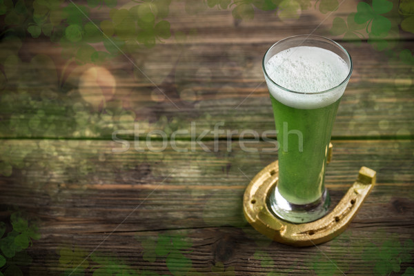 St Patricks day concept Stock photo © grafvision