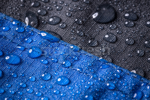 Fiber waterproof fabric Stock photo © grafvision