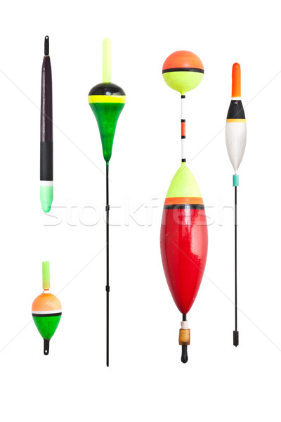 Stock photo: Fishing floats