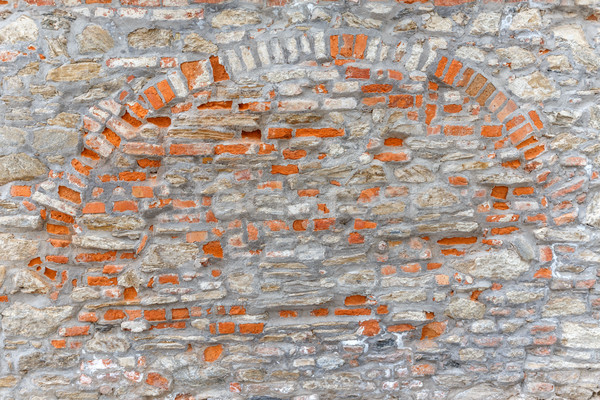 Mattone muro di pietra texture vecchio costruzione Foto d'archivio © grafvision