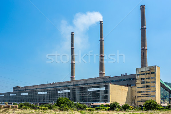 Industrial building  Stock photo © grafvision