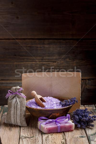 Spa concept Stock photo © grafvision