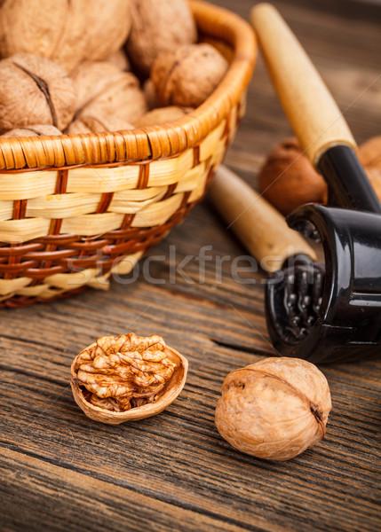 зрелый старые продовольствие природы пространстве Сток-фото © grafvision
