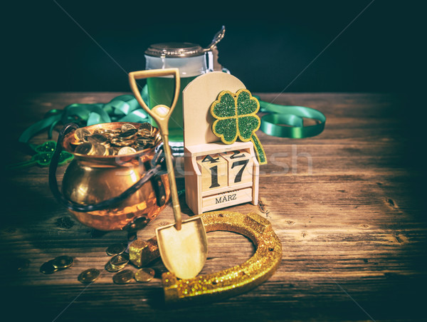 St. Patrick's day Stock photo © grafvision