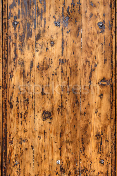 Hardwood floor texture Stock photo © grafvision