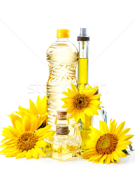 Still life of cooking oil Stock photo © grafvision