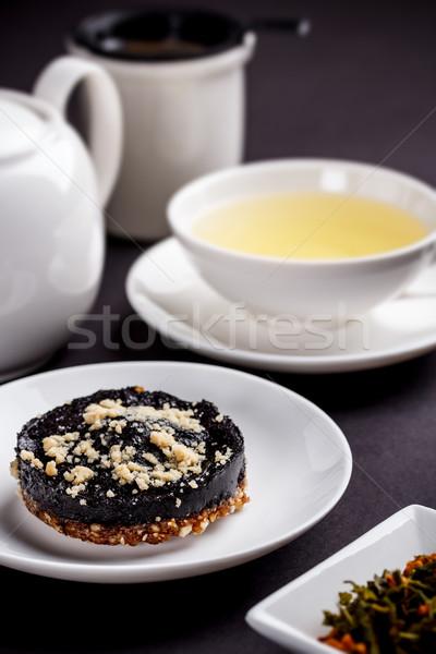 Tea and cake  Stock photo © grafvision