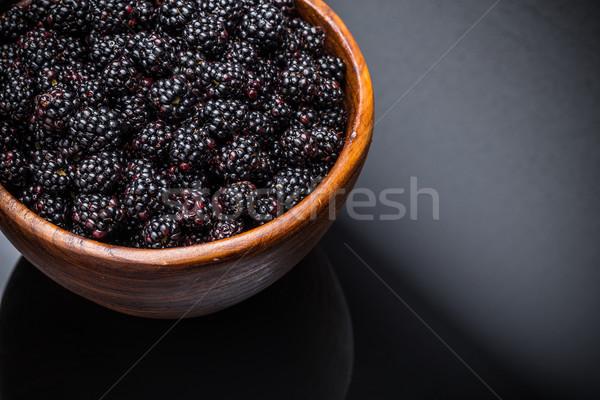 Blackberry Stock photo © grafvision
