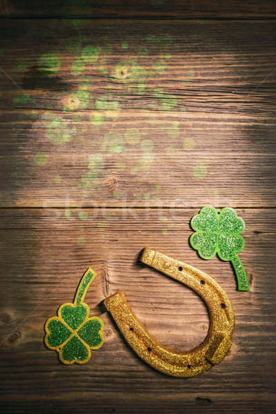 St. Patricks day Stock photo © grafvision