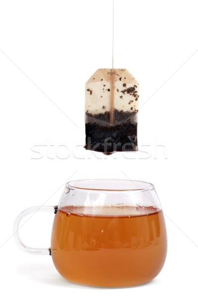 cup of tea Stock photo © grafvision